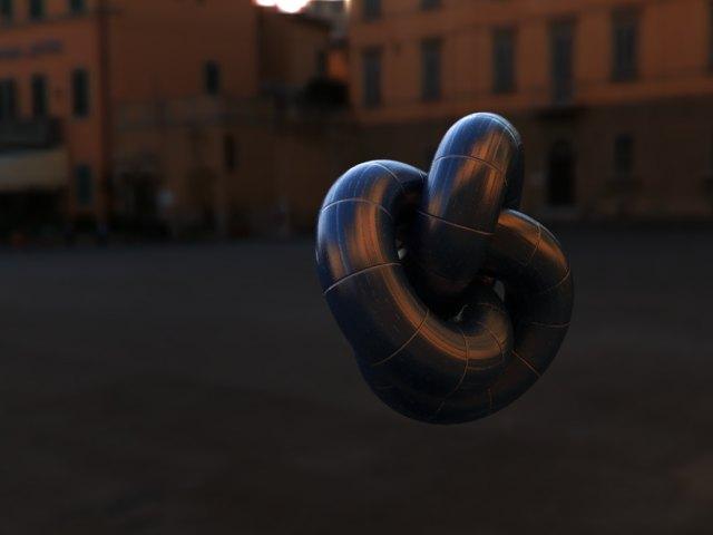 'Torus Test of Image-Based Lighting' by davidvasgo - 3D Model