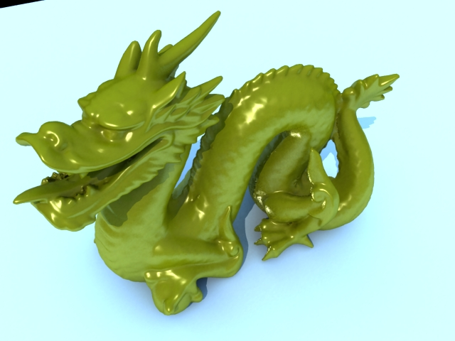 'Copy of Stanford Dragon' by bhupendra7560 - 3D Model