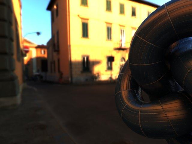 'Torus Test of Image-Based Lighting' by 20001200 - 3D Model