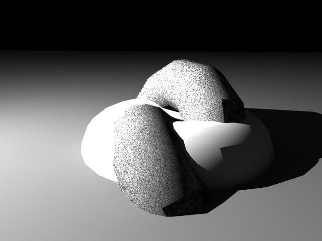 'Cuddling Owls (VRay)' by RogueX - 3D Model