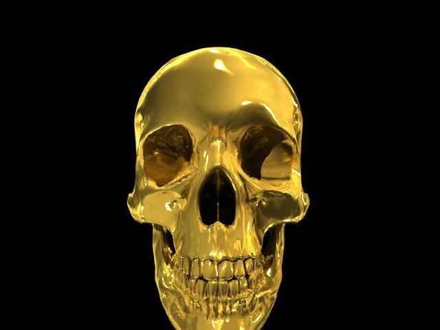 'Skull' by hchomp - 3D Model