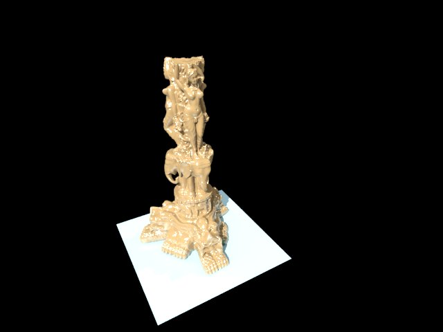 'Thai Statue (300k)' by alvaro23 - 3D Model