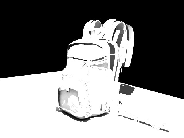 'School Backpack (VRay)' by kamaru - 3D Model
