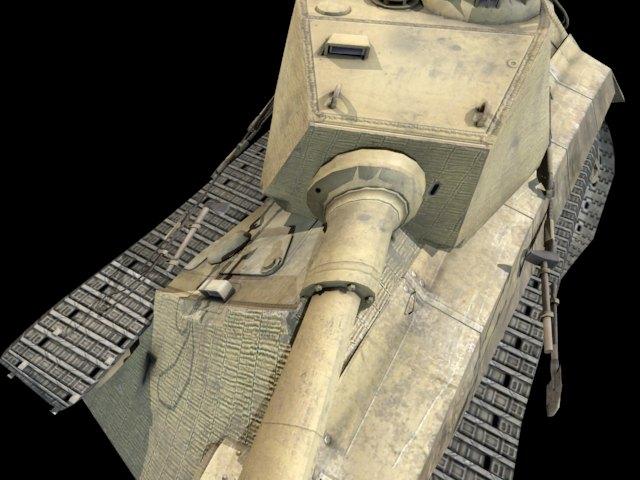 'tanky' by melisafilm - 3D Model