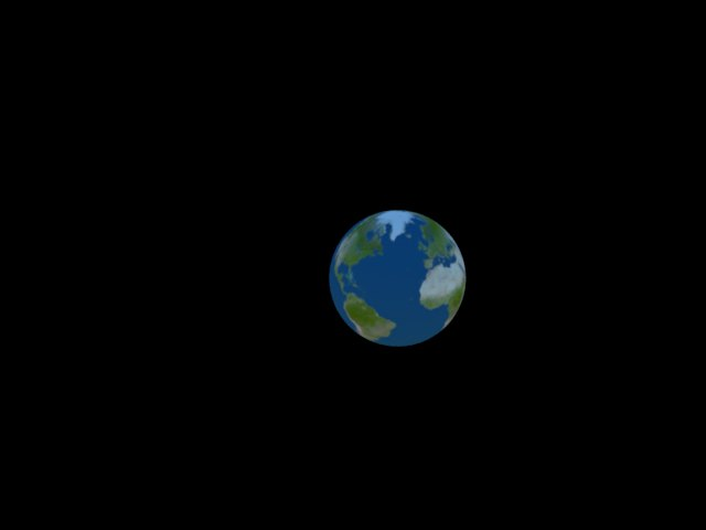 'Earth' by BFips - 3D Model