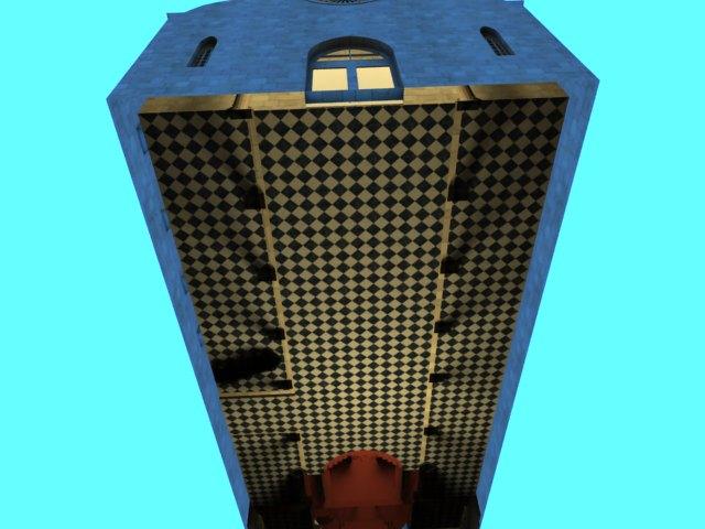 'Sibenik Cathedral (VRay)' by billyboba2z - 3D Model
