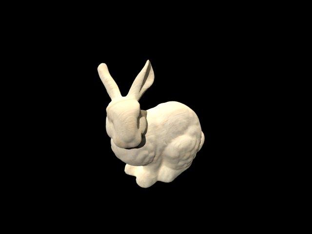 'Stanford Bunny' by khalillakhdhar - 3D Model