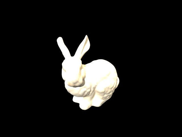 'Copy of Stanford Bunny' by CALOY01 - 3D Model