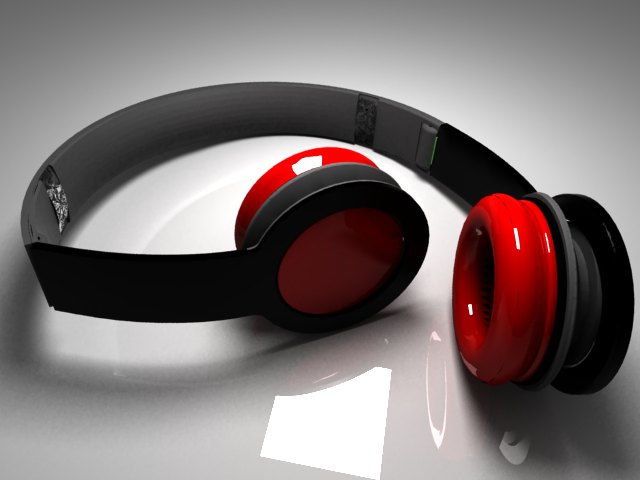 'Beats By Dre' by tjhthjtdedtjh - 3D Model