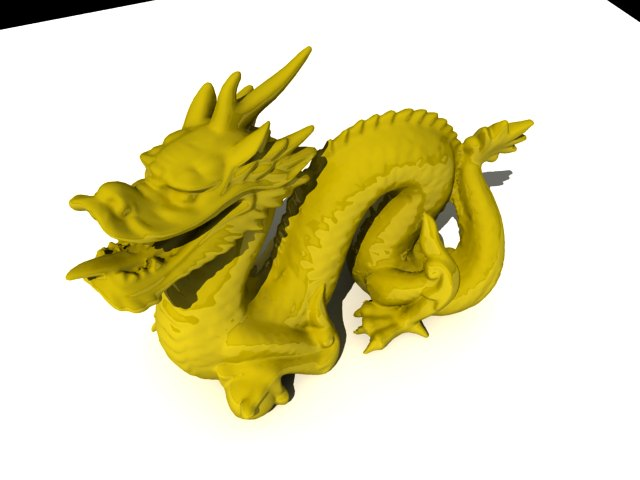 'Stanford Dragon' by khalillakhdhar - 3D Model