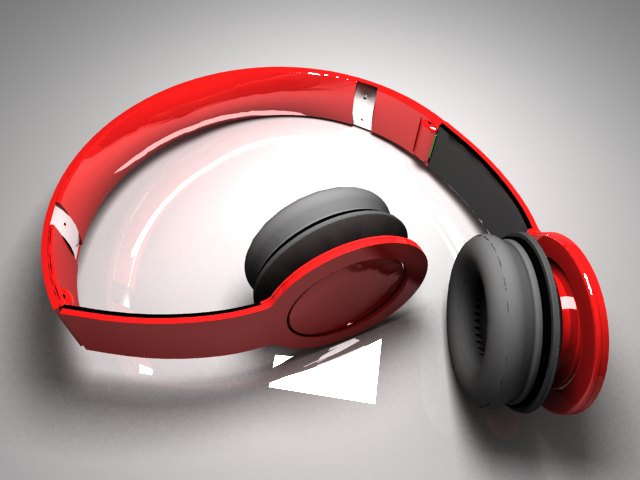 'Clone of Beats By Dre' by Arthomis - 3D Model