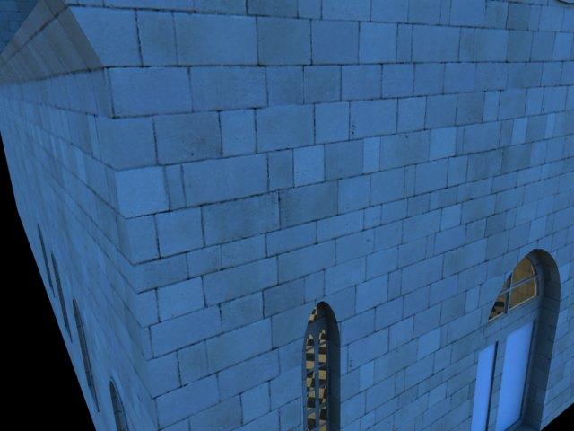 'Sibenik Cathedral (VRay)' by Bago - 3D Model