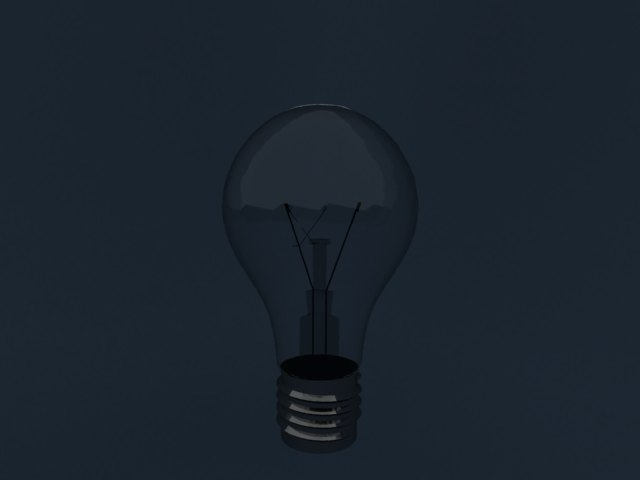 'Light Blub - Mesh Light' by KOFTA - 3D Model