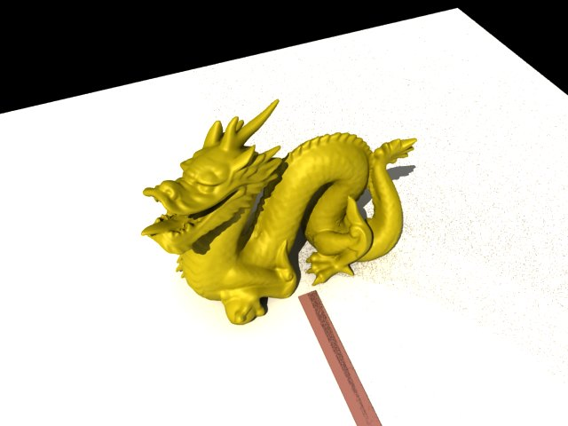 'Copy of Stanford Dragon' by phuc14789 - 3D Model