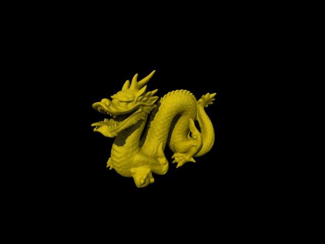 'Stanford Dragon' by bethelz - 3D Model