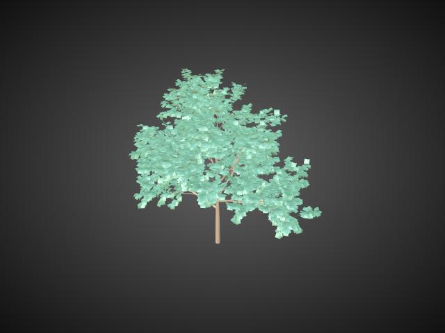 'Tree 05' by fama - 3D Model